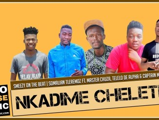 Smeezy On The Beat x Somalian Tleremoz Nkadime Chelete Ft. Master Chuza & Captain Maclizo Mp3 Fakaza Music Download