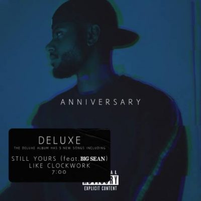 BRYSON TILLER ANNIVERSARY DELUXE ALBUM DOWNLOAD