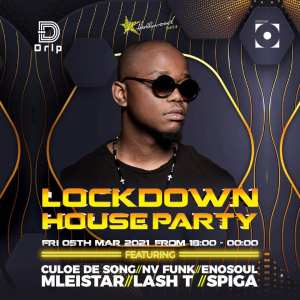 Download Culoe De Song Lockdown House Party Mp3 Fakaza
