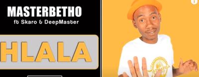 MasterBetho Hlala Ft. Skaro & DeepMaster Mp3 Fakaza Music Download