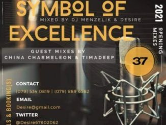 China Charmeleon SOE Mix 37 (Symbol Of Excellence Guest Mix) Mp3 Download Fakaza
