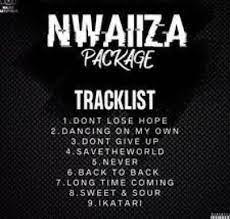 Download Nwaiiza (Thel'induku) Package (10-Tracks) Album Zip Fakaza