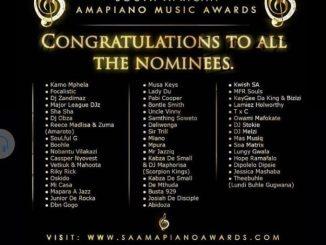 Amapiano Music Awards