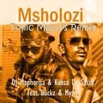 DOWNLOAD DJ Maphorisa & Kabza De Small Msholozi Ft. Buckz & Myztro Tonic Major's Remix Mp3