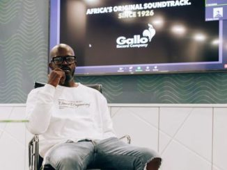 Black Coffee graces Gallo offices first time after acquisition