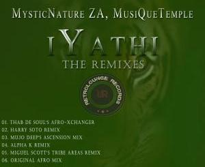 Mysticnature Za & Musiquetemple Iyathi (Miguel Scott's Tribe Areas Remix) Mp3 Download Fakaza
