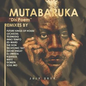 Mutabaruka – Dis Poem (TechTonic Tay Repro-Edit)