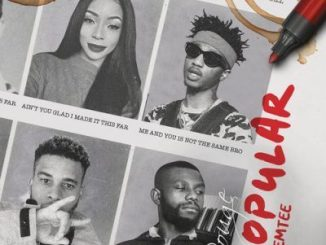Rouge Popular Ft. Emtee Mp3 Download
