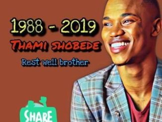 DOWNLOAD DJ Ace Tribute to Thami Shobede (Afro House Mix) Mp3