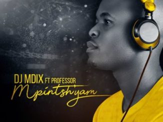 DOWNLOAD DJ Mdix Mpintshi Yam ft. Professor Mp3