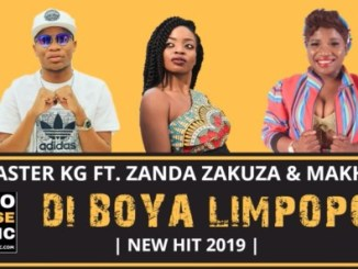 DOWNLOAD Master KG Di Boya Limpopo Mp3 Ft. Zanda Zakuza & Makhadzi Mp3