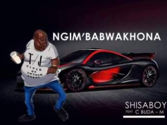 DOWNLOAD Shisaboy Ngim'Babwakhona Ft. C'Buda M Mp3