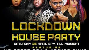 Dj Lesoul – Lockdown House Party mix Video Download