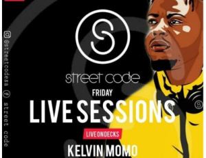 Kelvin Momo – Street Code Amapiano Live Sessions mp3 download