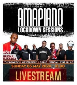 The Lowkeys – Amapiano Lockdown Sessions Mp3 Download