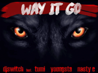 DJ Switch – Way It Go Ft Tumi (Stogie T), Nasty C & YoungstaCPT MP3 DOWNLOAD