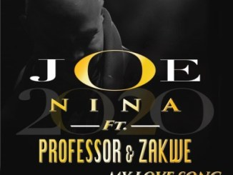 Joe Nina & Professor – My Love Song (Uthand' Ingoma Yam) Ft. Zakwe mp3 download