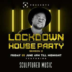 Sculptured Music – Lockdown House Party Season 2 Mix mp3 download