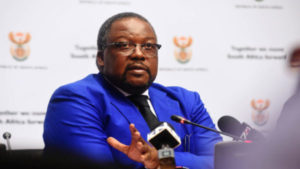Nathi Nhleko, former police minister is expected at State Capture inquiry