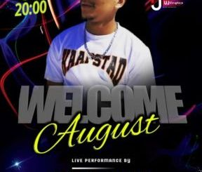 DOWNLOAD DJ Ice Flake Welcome August (Live Facebook Mix) Mp3
