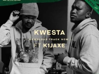 DOWNLOAD Kwesta Dreams Ft. K1jaxe Mp3
