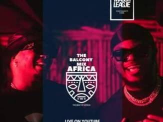 DOWNLOAD Major League Amapiano Live Balcony Mix 25 Mp3