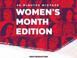 DOWNLOAD Music Fellas 45 Minutes Mix-tape (Women's Month Edition) Mp3