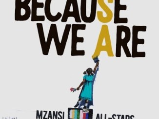 DOWNLOAD Mzansi All-Stars Because We Are Mp3