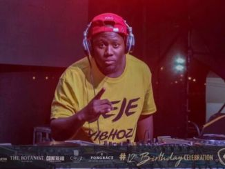 Mp3 Download DJ Jeje – BOP Anthem (For DJ Twiist)