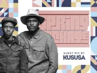 DOWNLOAD Kususa Spring package (Guest Mix) Mp3