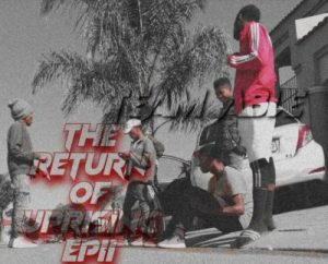 DOWNLOAD Team Able The Return Of Uprising Ep II EP Zip
