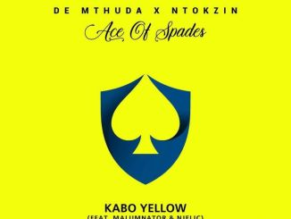 De Mthuda & Ntokzin – Kabo Yellow Ft. MalumNator & Njelic Mp3 Download