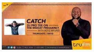 Pro-Tee – Tru Fm Thursday Mix (Mid-day Frequency)