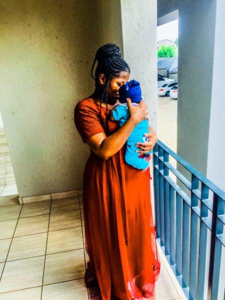 Busiswa-Nokwazi-300x169 Busiswa Shares Photos With Her Newly Born Baby