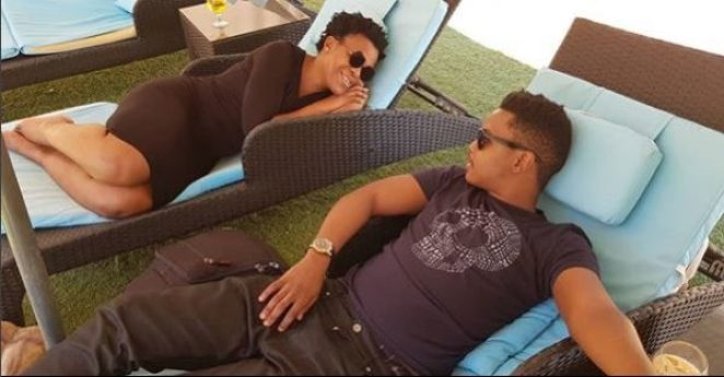 South African dancer Zodwa Wabantu explains why her fiance will wear her name after their wedding