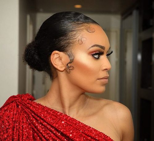 Pearl Thusi 1 - Pearl Thusi gushes on Nasty C's talent