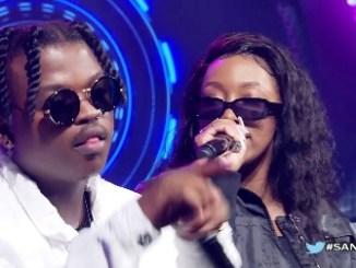 Focalistic, Kamo Mphela & Bontle Smith – Sandton [Live AMP Performance] Fakaza Mp3