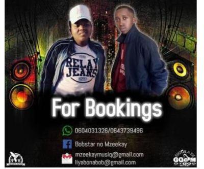 Bobstar no Mzeekay – uLixoki Sarni Rhaa (For Bajaivise) mp3 download