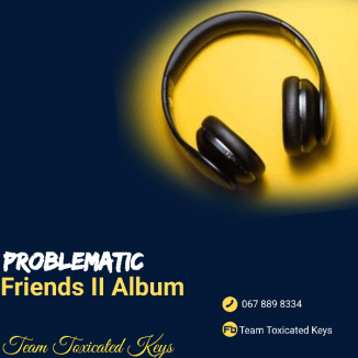 Album: Team Toxicated Keys – Problematic Friends II Mp3 Download Zip