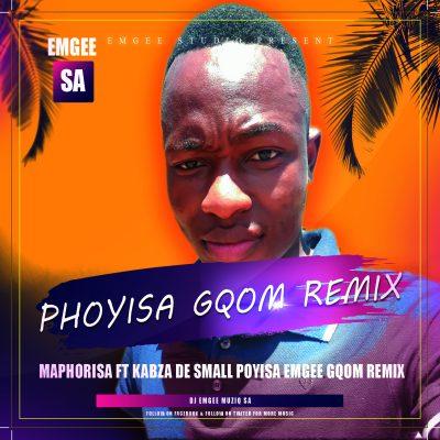 DJ Emgee – Phoyisa Gqom Remix mp3 download