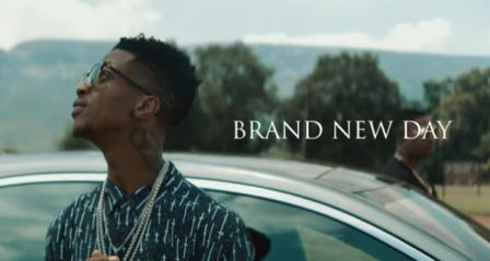 VIDEO: Emtee – Brand New Day Ft. Lolli mp4 download