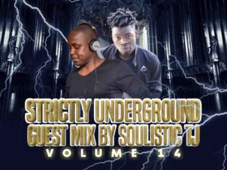 Soulistic TJ – Strickly King Tara Underground MusiQ Vol. 14 (Guest Mix) mp3 download