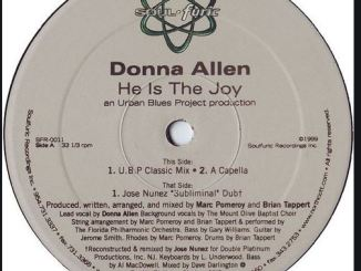 Donna Allen - He Is The Joy Mp3 download fakaza