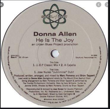 Donna Allen - He Is The Joy Mp3 download fakaza
