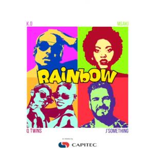 K.O, J'Something, Msaki & The Q Twins Rainbow Mp3 Download