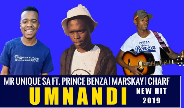 Mr Unique SA – Umnandi Ft. Prince Benza, Marskay & Charf Mp3 Download