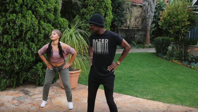 Tikoloshi Dance Challenge FakazaOk