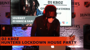 DJ Kboz Hunters Lockdown House Party Mp3 Download