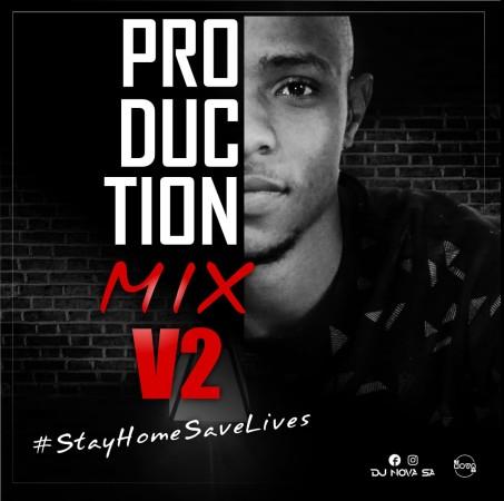 DJ Nova SA Production Mix V2 Mp3 Download
