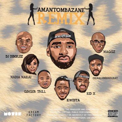 Riky Rick Amantombazane Mp3 Download